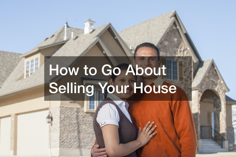 about selling your house